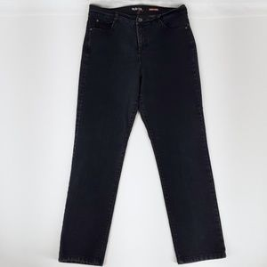 Style & Co.   Straight Leg High Rise Jeans (14)